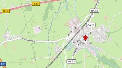 AllgäuStift Seniorenzentrum Betzigau gemeinnützige Stiftungsgesellschaft mbH, Kolpingweg 6, 87488 Betzigau