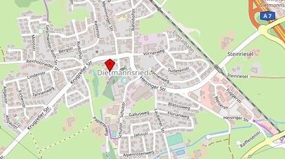 AllgäuStift Geschwister Roth Seniorenzentrum Dietmannsried gGmbH, Kirchplatz 6, 87463 Dietmannsried