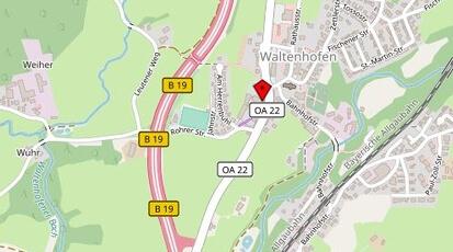 AllgäuStift Seniorenzentrum Waltenhofen St. Martin gGmbH, Immenstädter Straße 20, 87448 Waltenhofen